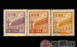 浅析普2 天安门图案(第二版)普通邮票收藏价值