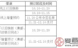 中国邮政集团权威解读2017年邮票预订