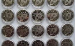 紀念幣回收價格-最新回收價格表大全