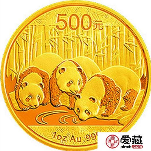 熊猫金银纪念币简介