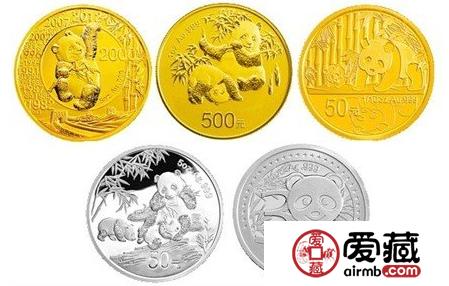 2012熊猫金银币的收藏价值好吗
