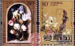 2005-9 中国、列支敦士登联合发行--绘画作品版票