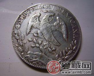 鹰洋银元图片及价格分析介绍