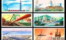 T19发展中的石油工业邮票极具代表性