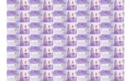 澳门奥运35连体整版钞特点显著