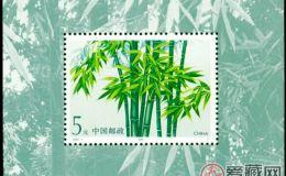 93年竹子小型張價值不高