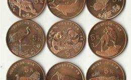 珍稀动物褐马鸡纪念币简介