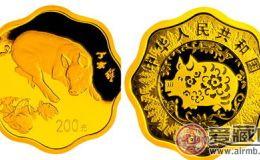 投资2007年猪年梅花金币