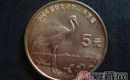 丹顶鹤纪念币有着较高的激情小说价值