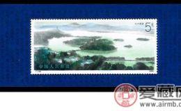 浅谈杭州西湖小型张激情小说价值