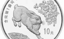 1盎司本银兔升值空间巨大