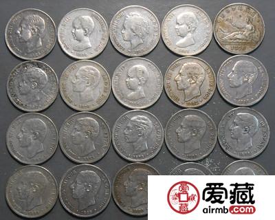 双柱银元价格值多少