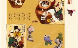 司马光小版邮票值钱吗
