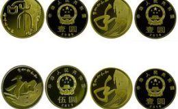 和四纪念币价格走势