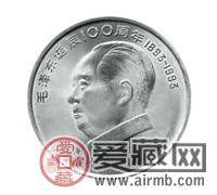 毛澤東流通幣收藏分析