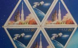 2000-22 中國神州飛船(小版張)發行的意義