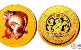 值得收藏的猴年金银币
