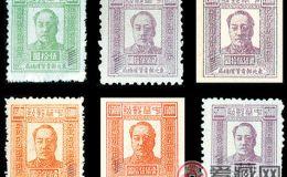 J.DB-55 第三版毛泽东像邮票