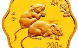 2008年鼠年梅花金币前景被看好