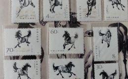 T28 奔马整版票邮册为什么值得收藏