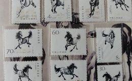 T28 奔馬整版票郵冊為什么值得收藏