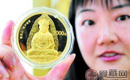 普陀山金币受欢迎