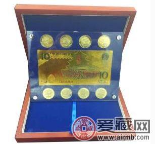 康银阁纪念币收藏价值如何