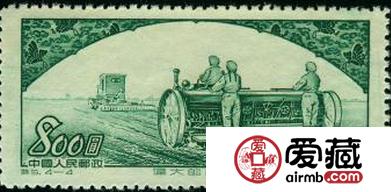 特5伟大的祖国(第二组)建设邮票