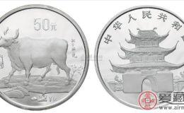 牛年5盎司银币发展行情火热