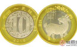 2015羊年十元纪念币市场行情分析