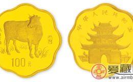 牛年金币历年收藏价值