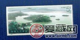 T144 杭州西湖整盒小型张以西湖为主题