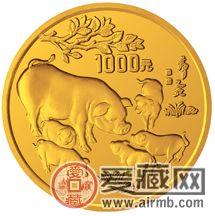 猪年12盎司金币的收藏价值解析