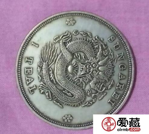 单龙银元最新价格表 有价无市的背后