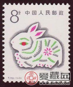 回收T112兔年邮票只为惊人上涨速度