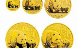 回收1995年熊貓金幣套裝注意事項