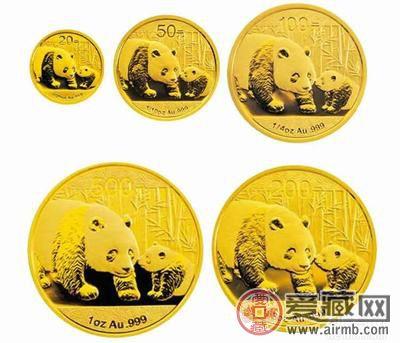 回收1995年熊猫金币套装注意事项