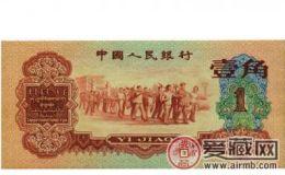 收购第三套人民币壹角枣红 需谨慎投资风险