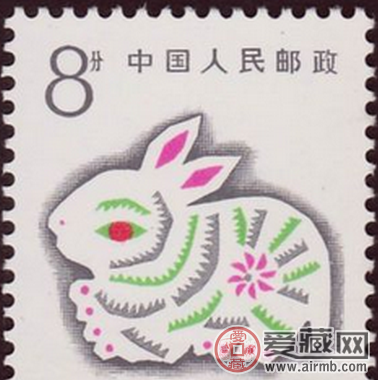 T112兔年郵票價格 時間沉淀后綻放魅力