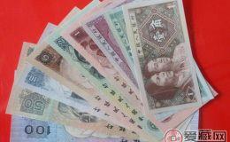 第四套人民幣報價2016價格 退出流通市場后展現價值
