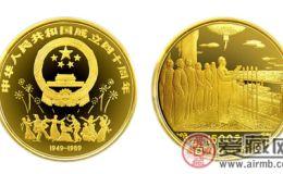 建国40周年金币值得投资吗