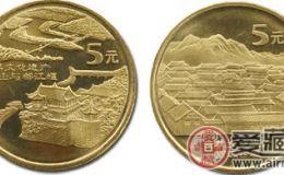 世界遗产都江堰纪念币值得入手