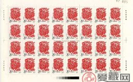 1993年鸡邮票整版价格知多少