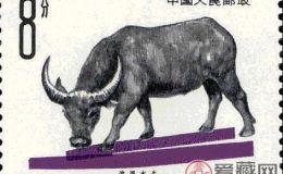 生肖牛邮票价格有待提升