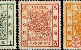 大龙邮票价格也能屡创新高