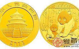 熊猫纪念币价格