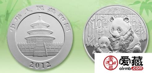 1公斤熊猫银币价格