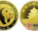 1983年熊猫金币价格