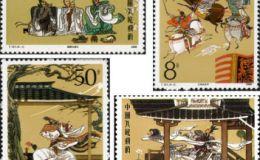 T131 三国演义大版(第一组)是收藏家关注的焦点