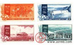 邮票收藏首选特19 治理黄河